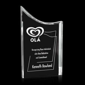 Chiswick Award - Acrylic 8 .5