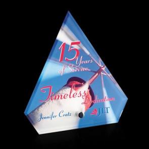 VividPrint Custom Full Color Award - Cantebury Diamond