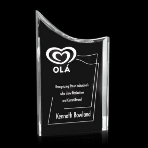 Chiswick Award - Acrylic 7 .5