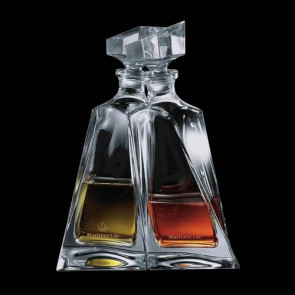 Bonham Twin Decanters (Set of 2)