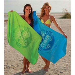 Jewel Collection Color Beach Towel