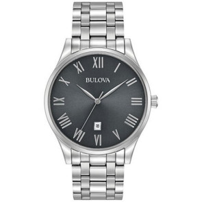 Bulova Watches Mens Bracelet Company Watch