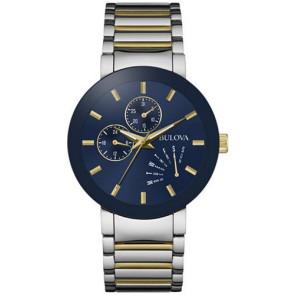 Bulova Watches Men's Bracelet Company Watch