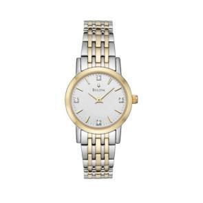 Bulova Watches Ladies Bracelet - Diamonds Company Watch