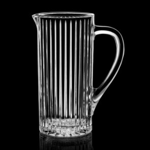 Bacchus Pitcher - 41oz Crystalline