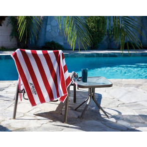 Midweight Cabana Beach Towel (Screen Printed)
