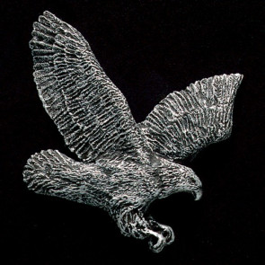 Flying Eagle Pewter Accent