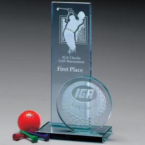 Sports Tower Golf Award 9-1/2 in.
