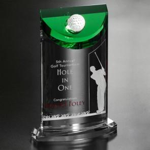 Birdie Golf Theme Award 8 in.