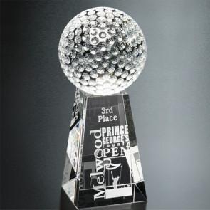 Tapered Golf Award 7 in.