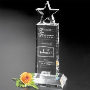 Champion Pedestal Star 10-1/2 in.