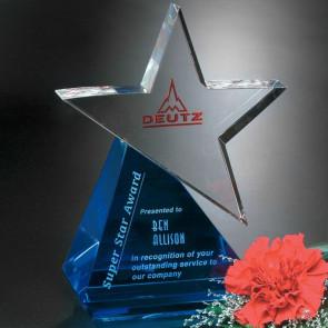 Azure Star Trophy 9-1/2 in.