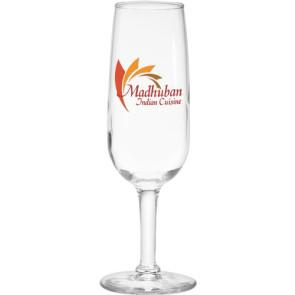 Flute Champagne Glass 6.5 oz.