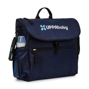 Uptown Convertible Diaper Bag Kit Navy Blue