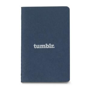 Moleskine  Cahier Ruled Pocket Notebook Navy Blue