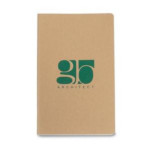 Moleskine  Cahier Ruled Large Notebook Kraft
