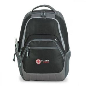 Rangeley Deluxe Computer Backpack Black