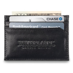 Safe Travels Traverse Wallet Black