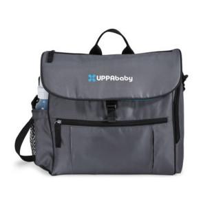 Uptown Convertible Diaper Bag Kit Gray