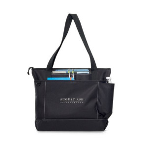 Avenue Business Tote - Black