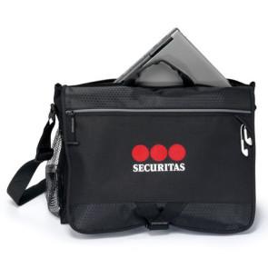 Focus Messenger Bag - Black