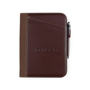 Cedar Junior Padfolio Brown