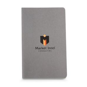 Moleskine  Cahier Ruled Large Notebook Pebble Grey
