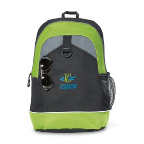 Canyon Backpack - Apple Green