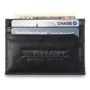 Safe Travels Traverse Wallet Black