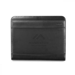 Samsonite Peyton Leather Writing Pad Black