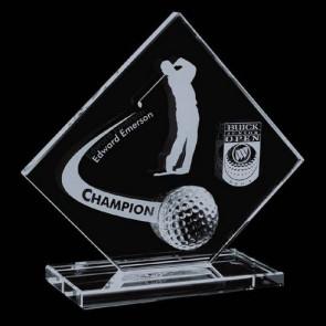 Barrick Golf Award - 5in. High
