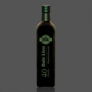 Antica Abbazia Extra Virgin Olive Oil Engraved Bottles