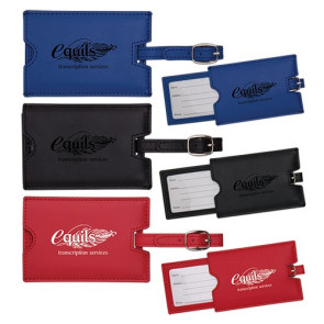 Deluxe Slide Luggage Tag