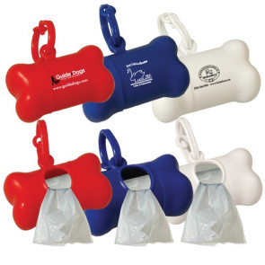 Pet Waste Bag Dispenser