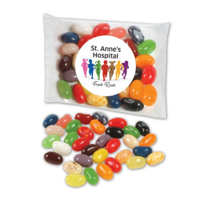 Jelly Belly Jelly Beans  in a Cello Pouch