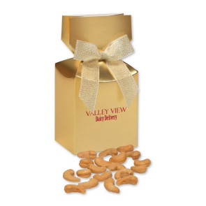 Extra Fancy Jumbo Cashews in Premium Delights Gift Box