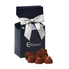 Cocoa Dusted Truffles in Premium Delights Gift Box