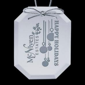Mirror Ornament - Octagon