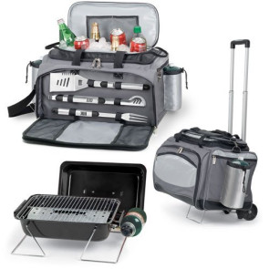 Vulcan Travel Grill W/ Trolley
