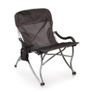 'PT-XL' Camp Chair, (Black)