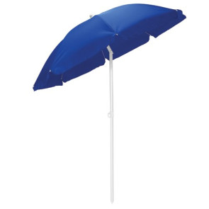 5.5' Portable Beach Umbrella, (Navy)