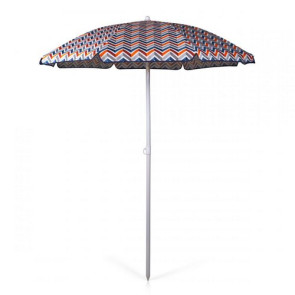 5.5' Portable Beach Umbrella, (Vibe Collection)