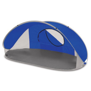 'Manta' Sun Shelter, (Blue with Grey Trim)