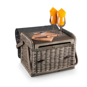 'Kabrio' Wine & Cheese Basket, (Anthology Collection)