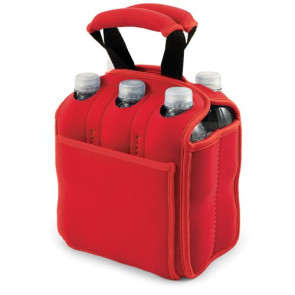 Six Pack - Red