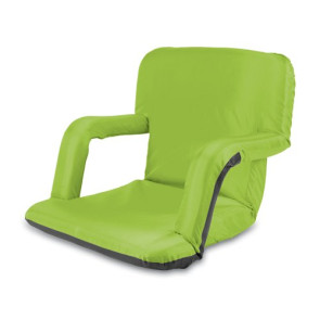'Ventura' Portable Reclining Stadium Seat, (Lime)