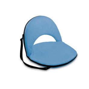 'Oniva' Portable Reclining Seat, (Sky Blue)