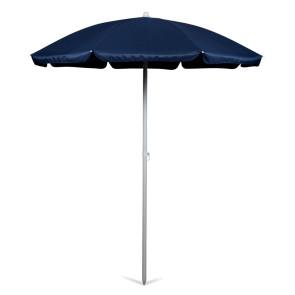5.5' Portable Beach Umbrella, (Navy)