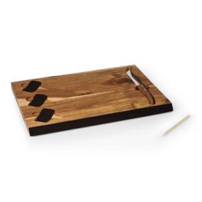 'Delio' Acacia Cheese Board & Tools Set