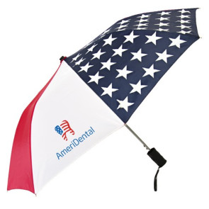 The Patriot Automatic Folding Umbrella